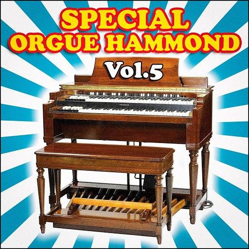 Erika альбом Orgue Hammond, Vol. 5