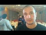 Ибрагим Шахгиреев о контрольном взвешивании накануне АСВ КВ-11