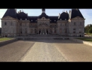Château de Vaux le Vicomte Transparency