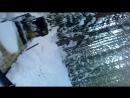 испытания в лесу самодельного мотобуксировщика