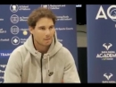 Special day at the Rafa Nadal Academy by Movistar