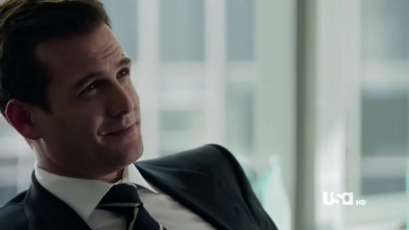 Suits 01x09 - Harvey and Travis