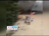 Взрыв прогремел в кафе Иркутской области. Взорвался газовый баллон