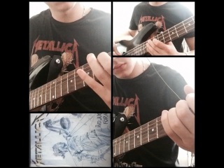 Metallica-To live is to die (cover)
