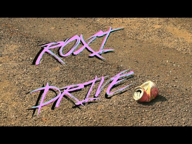 Roxi Drive - Run All Night (Chase This Dream) Sellorekt/ LA Dreams HD OFFICIAL VIDEO Synthwave