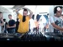 DJ Boring b2b Deejay Astral b2b Fede Lng Keep Hush live DJ Boring presents