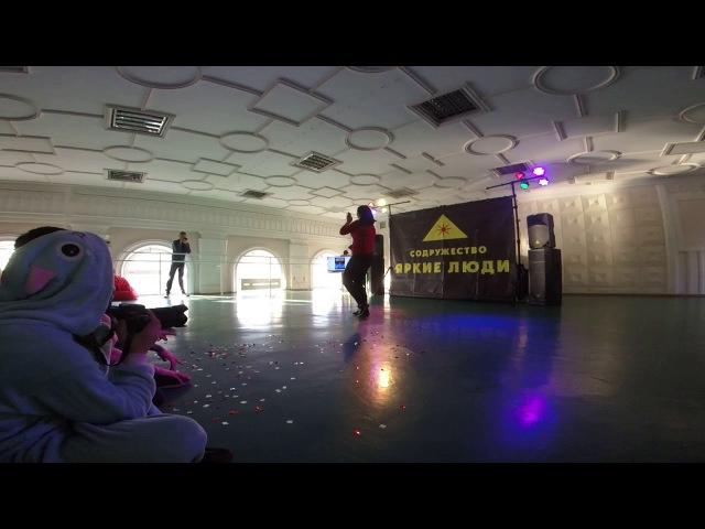Минджи Пак - COVER DANCE FEST - осень 2К17