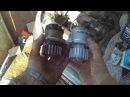 2 Установка помпы на двигатель Лада Калина