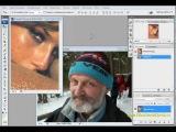 PhotoShop Урок10. Восстанавливающая кисть, Заплатка, Штамп