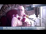 H.D.Goswami, Ujjain, India 10.16.17 SB 6.4.12