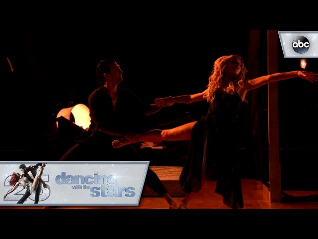 Lindsey and Mark's - Contemporary - Dancing with the Stars
