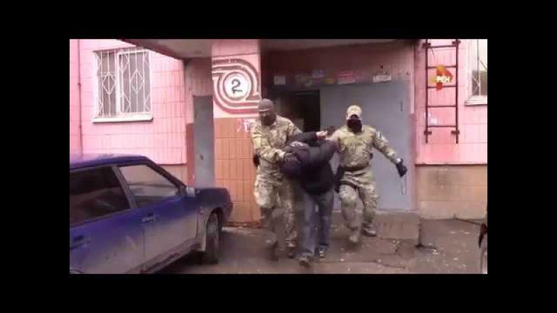 СПЕЦНАЗ ФСБ Работает! Штурм экстремистской организации Артподготовка операти ...