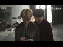 [RUS SUB] Съёмки клипа BTS MIC Drop