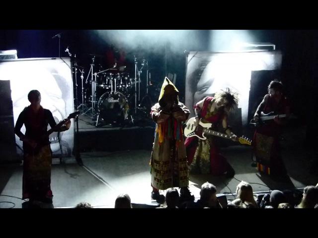 Voodoo Kungfu (live at le Divan du Monde - Paris) 17/11/2016