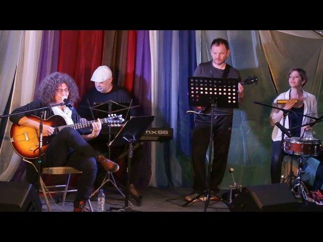 JetLag 2017: мини-концертJulie Kagan, Alexander Alabin, Andrey Matlin, Alexandra Mogilevich