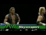 Sid Vicious And Danny Spivey Skscrapers Tag Team NWA