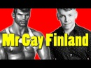 Mr Gay Finland meet Tom of Finland