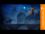 In the fog of the mountains - Speed art (#Photoshop) | CreativeStation