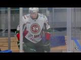 КХЛ (Континентальная хоккейная лига) - Моменты из матчей КХЛ сезона 16/17 - Удаление. Чибисов Андрей