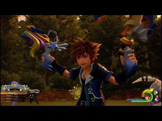 KINGDOM HEARTS 3  D23 2017 Trailer ExcerptHercules
