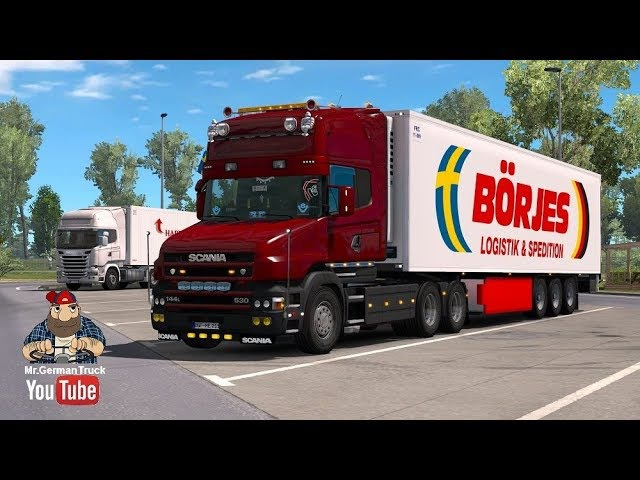 [ETS2 v1.28] Scania T4 Series Addon v2.2.1 for RJL Scanias ALL DLC´s ready
