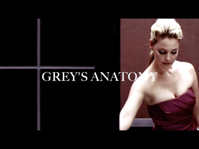 Chasing Cars -- Grey's Anatomy
