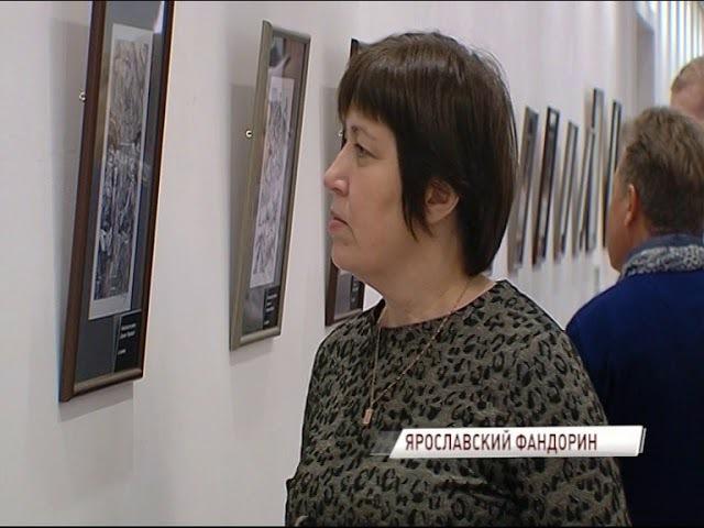 На выставке в «Миллениуме» покажут Фандорина Игоря Сакурова