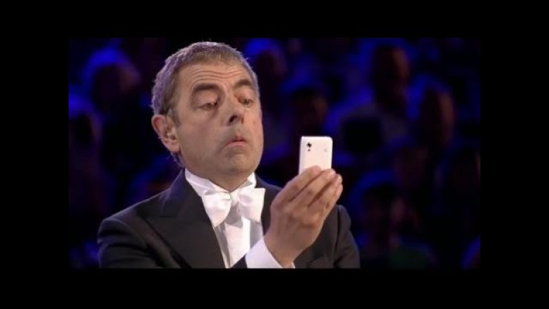 Mr bean best live performance funny in london 2018