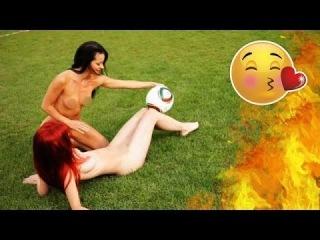 Football Freestyle Amazing Girls | Beautiful Women's Crazy Football Skills and Tricks