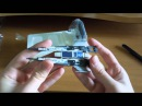 Mass Effect - SX3 Alliance Fighter Replica распаковка (unboxing)
