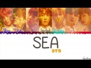 BTS (방탄소년단) - Sea (바다) (Hidden track from LOVE YOURSELF) Lyrics [Color Coded Eng]