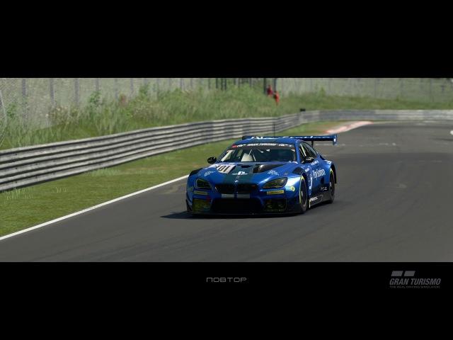 Gran Turismo Sport - Nordshleife - SuperLap - BMW M6 GT3