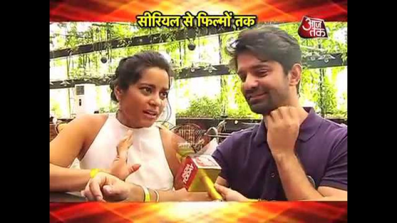 'Tu Hai Mera Sunday' Barun Sobti's New Promotion Activity.