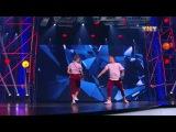 Танцы на ТНТ - Настя Щербак и Сергей Сивак (Джаз-Фанк, 4 Сезон 9 Выпуск)