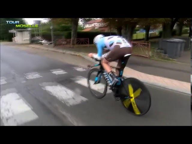 Hard crash in Tour De Moselle