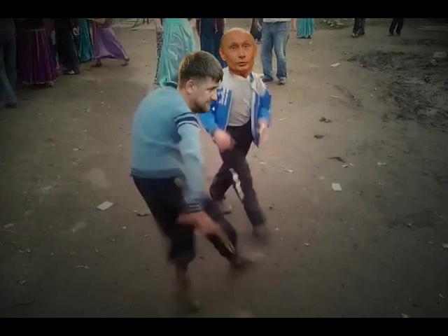 Путин приехал в Чечню