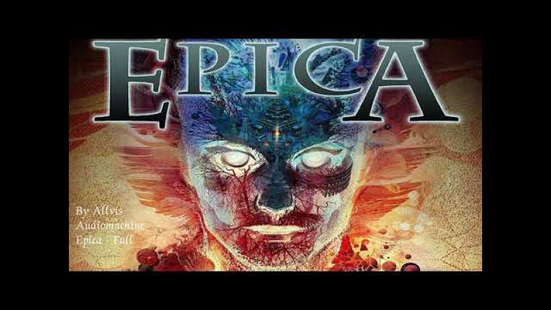 Epic Music | Audiomachine | Full Album Epica | One Hour Instrumental Powerful Music