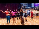 Nata Fari bellydancer workshops in China Xian 2015