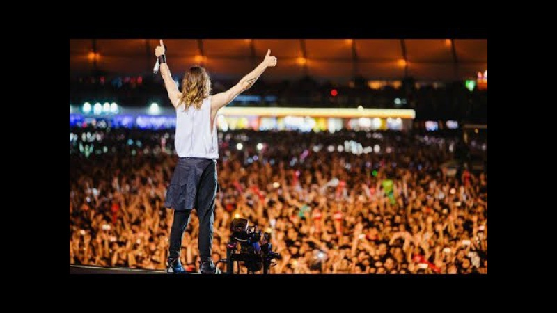 30 Seconds to Mars - Live Rock in Rio 2013