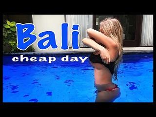 Извержение Вулкана на Бали. Розыгрыш 1000000!! Жилье за 100 рублей. Бюджетный день на Bali