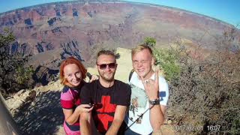 RV trip: Tustin-Grand Canyon(AZ)-Bryce Canyon (Utah)