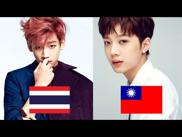 Foreign Male KPOP Idols