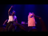 Action Bronson & Meyhem Lauren - Hot Pepper - Live at Rough Trade NYC - 2017.08.30