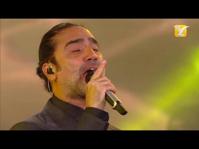 Alejandro Fernández Se Me Va la Voz Festival de Viña del Mar 2015 HD 1080p