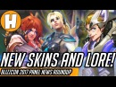 Overwatch Moira Lore New Blizzard Skins Blizzcon What's Next Panel News Hammeh