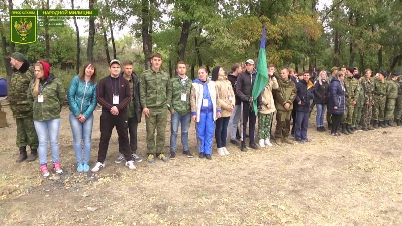 В Брянке прошел завершающий этап детско-молодёжных военно-патриотических «Георгиевских сборов»