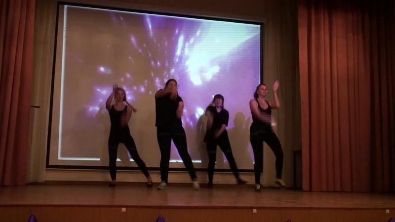 ПЛЮС - Танец «Игра с огнем»