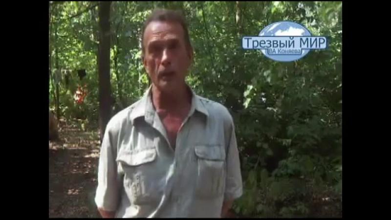 Отзыв о курсе Владимира Коняева Трезвость ради ЖИЗНИ! - 5 (Клиника Маршака)