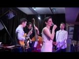Алина Ростоцкая и Jazzmobile - Большой концерт в клубе Игоря Бутмана!
