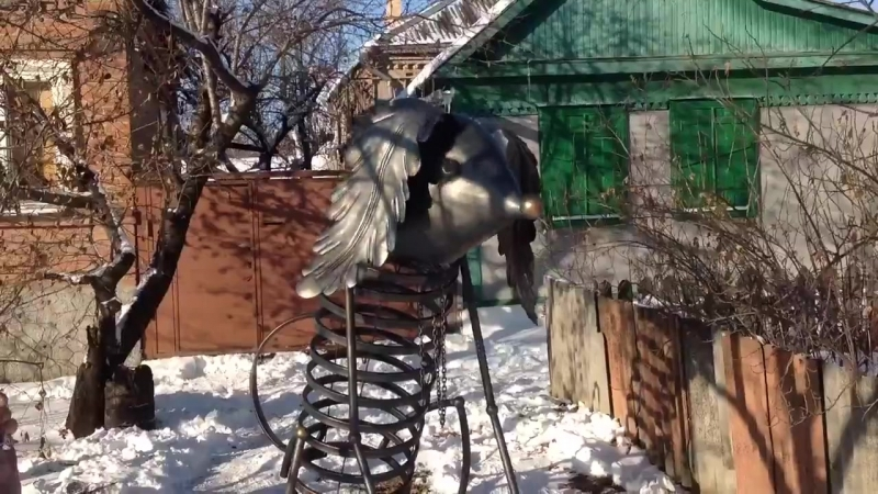 Собака для музея Легенды СССР